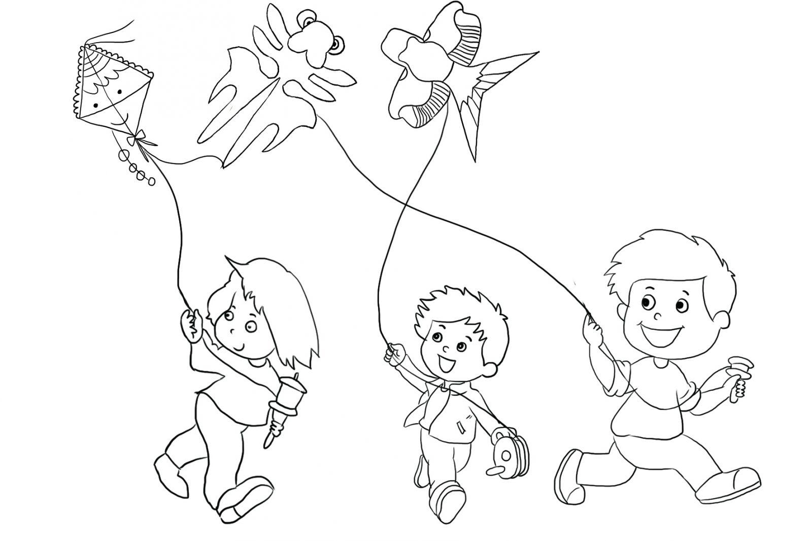 正是放风筝的好时节图片