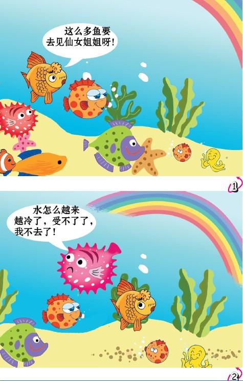 短尾巴的鱼-鱼的尾巴像什么